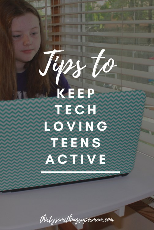 Keep Teens Active