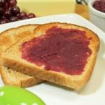 2 Ingredient Concord Grape Jelly Recipe