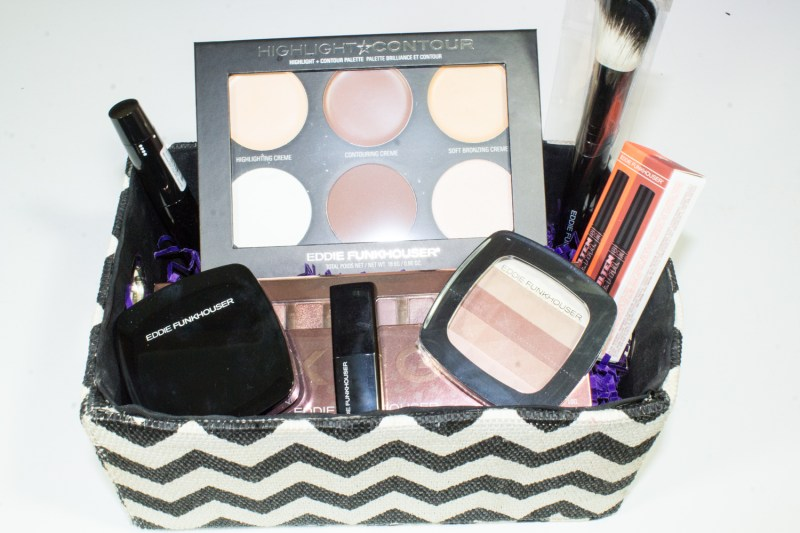 Beauty Gift Basket Idea