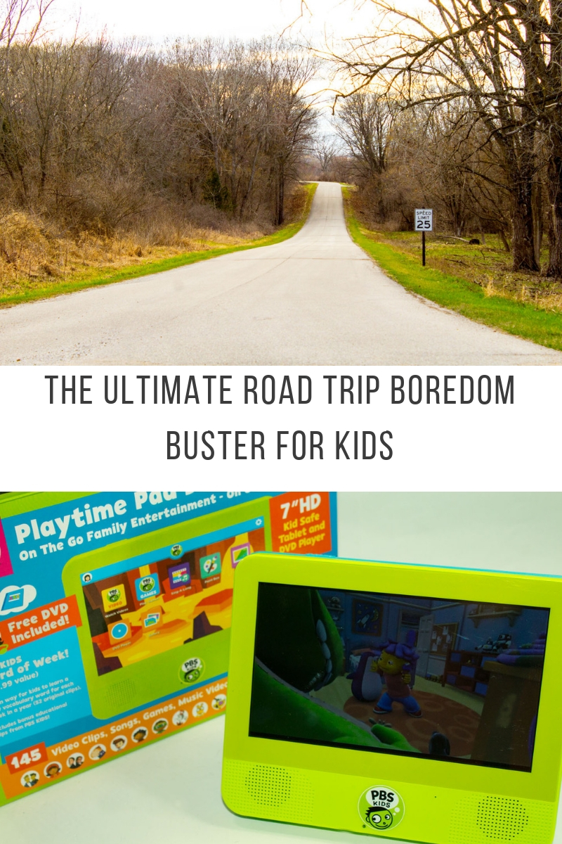 The Ultimate Road Trip Boredom Buster for Kids - ThirtySomethingSuperMom