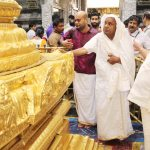 Ex-PM Devegowda Visit Tirupati for Balaji Darshan