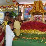 PUSHPAYAGAM PERFORMED IN A COLOURFUL MANNER IN APPALAYAGUNTA
