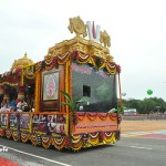 Tirupati Venkateswara Theme Wins Hearts at State I-Day Parade