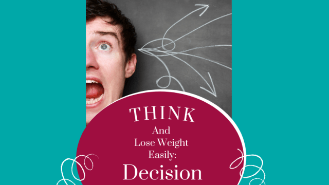 How to make a scary decision