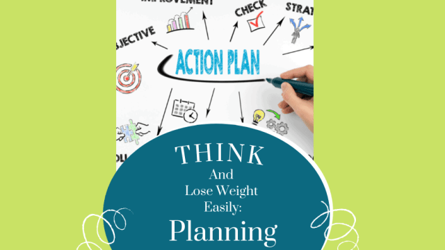 How to plan for weight loss success