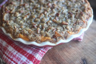 Sweet Potato Casserole (Ruth's Chris Recipe)