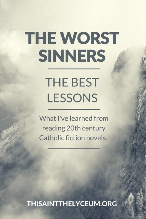 20th century catholic novels