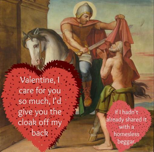 St. Martin Valentine