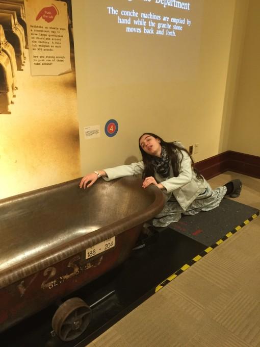 heavy tub