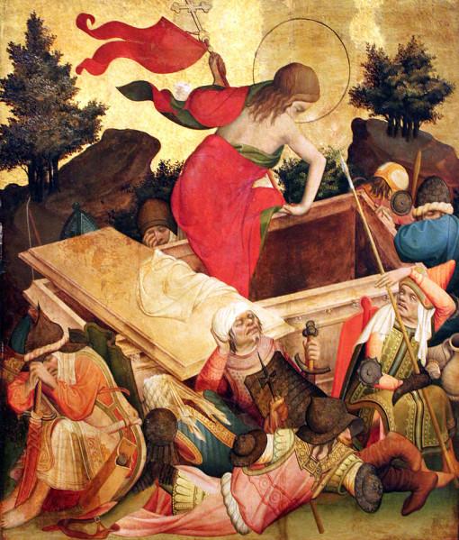 1430_Meister_Francke_Christi_Auferstehung_anagoria