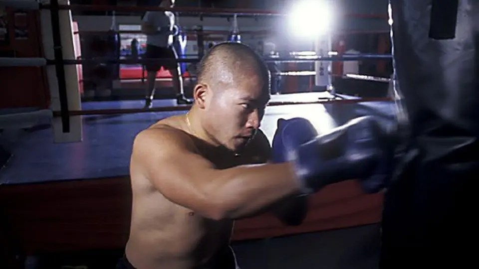 Jason boxing