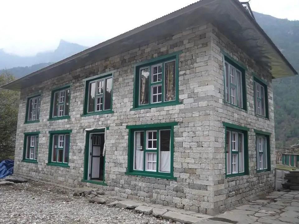 Himilayas tea house