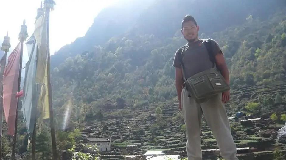 base camp trekking