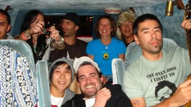 Touring Van seattle