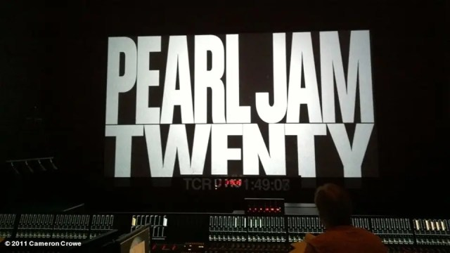 Pearl Jam Twenty by Cameron Crowe