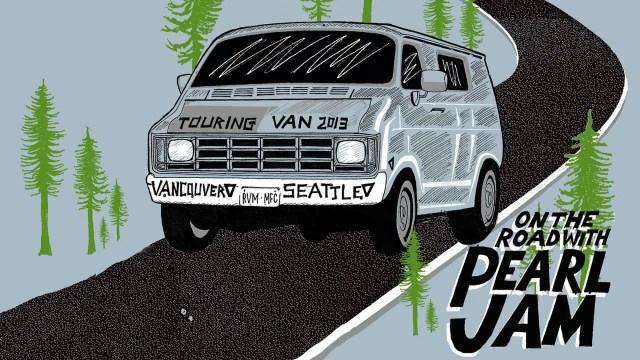 Touring Van 2013 Film