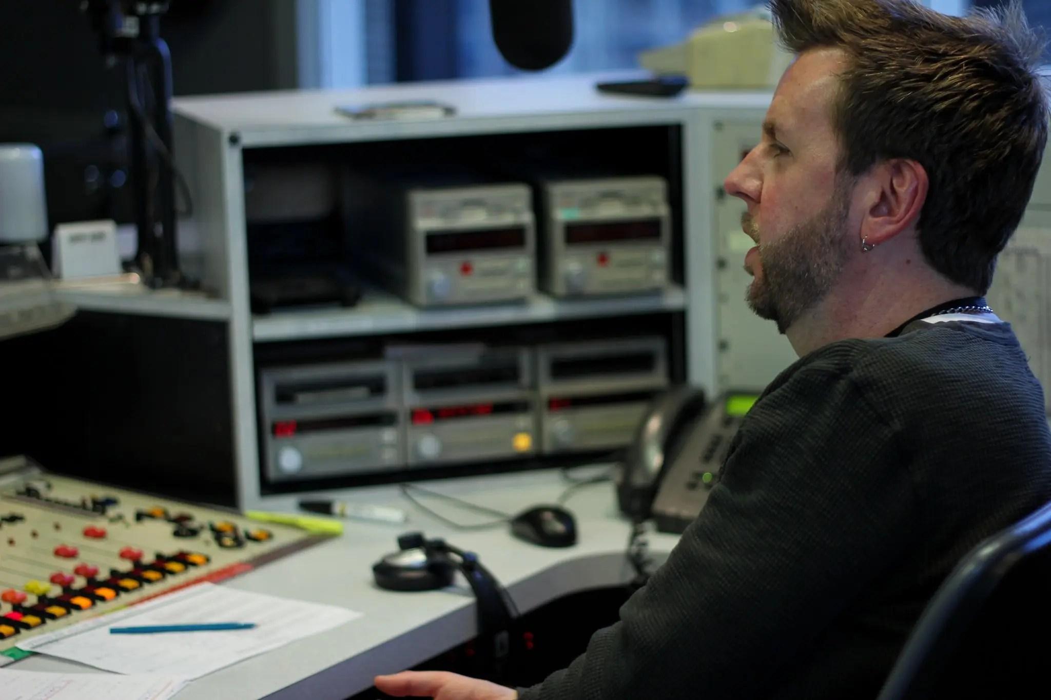 Neil Morrison cfox interview