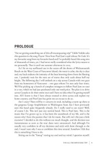 This All Encompassing Trip - Prologue