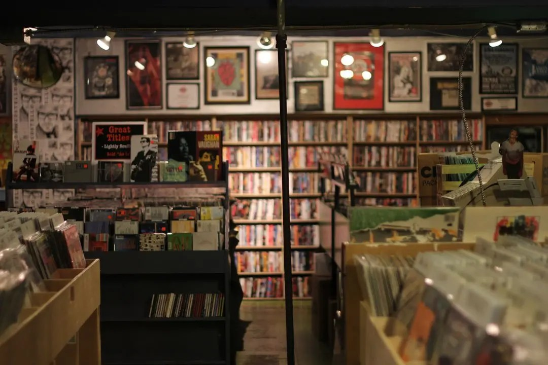 Seattle Book Signing at Easystreet Records