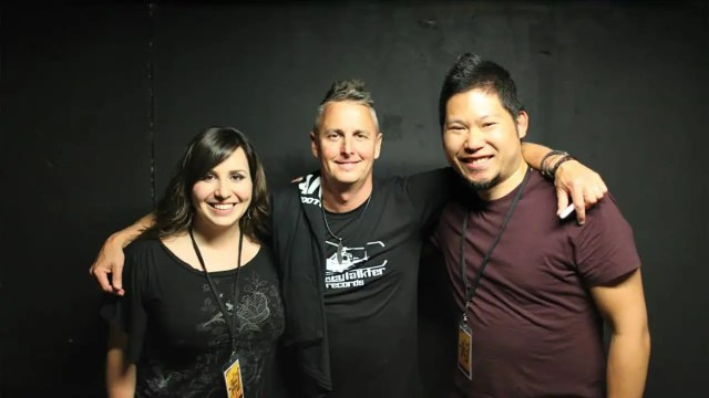 Mike McCready at Flight to Mars