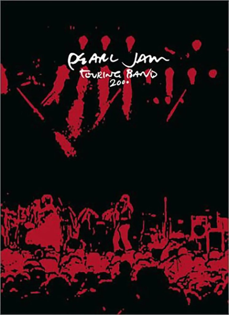 DVD Chronicling the 2000 Pearl Jam tour
