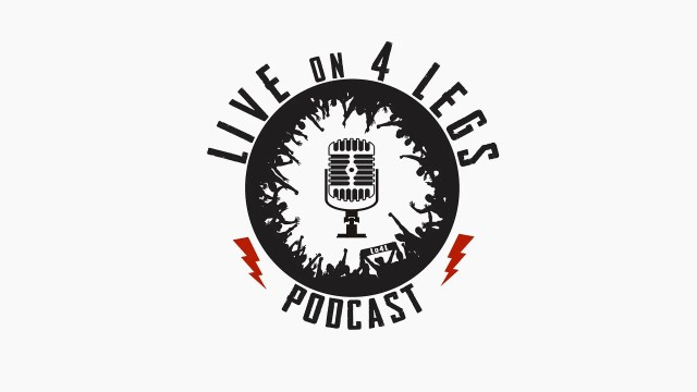 Live on 4 Legs Podcast