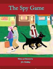 http://www.amazon.com/The-Spy-Game-JD-Holiday/dp/098186144X/