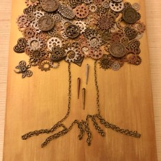 Tree of Life (Steampunk) SOLD