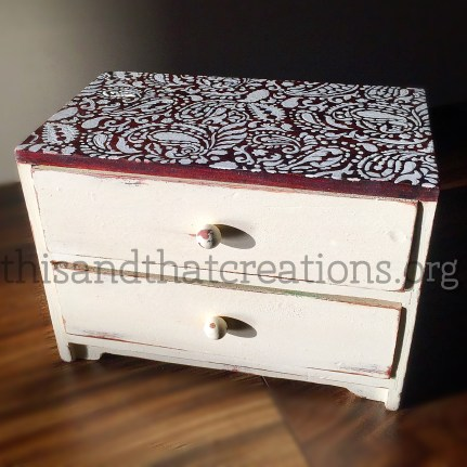 You're Beautiful Jewellery Box