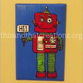 Friendly Robot $10