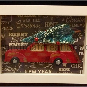 Griswold Shadowbox 4 $25