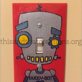 Buddy-Bot $10