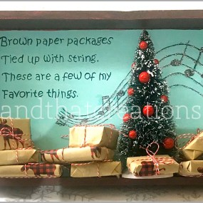 Brown Paper Packages $40