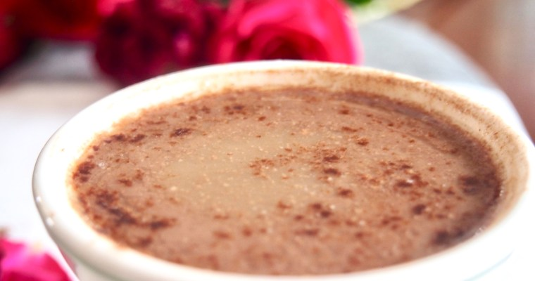 Lucious Healthy Hot Cocoa: A vegan, superfood-filled, sugar-free recipe for the ultimate winter indulgence