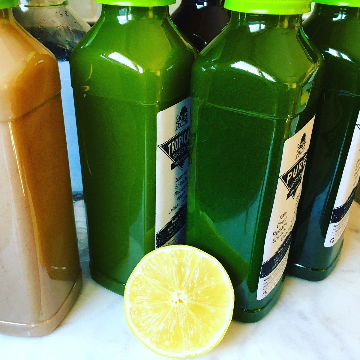 Juice cleanse / detox