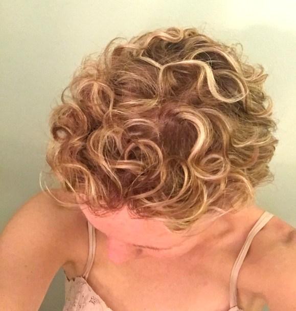 Chemo curls