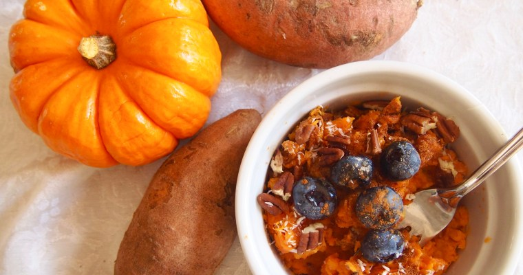 Sweet Potato Mash: Nailing the Breakfast Game