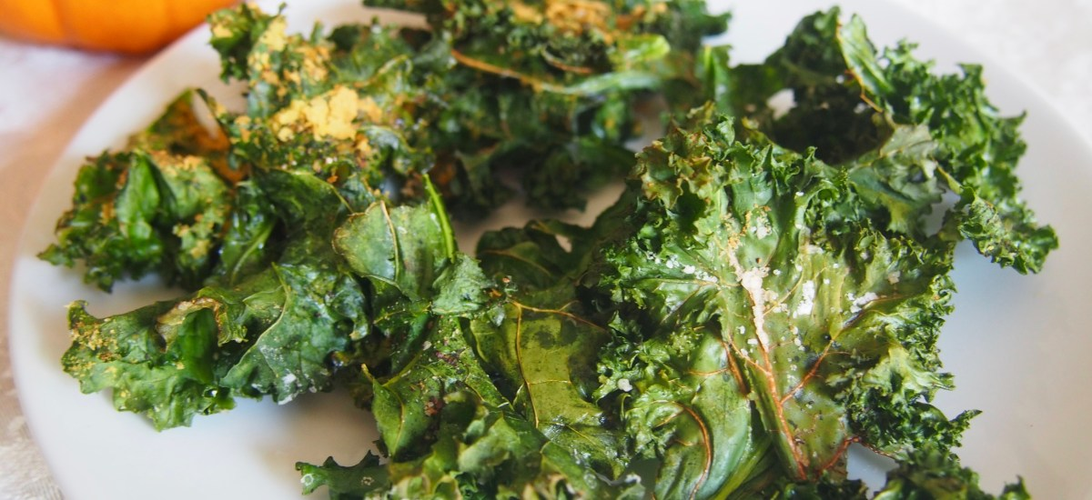 Kale Chips Two Ways: Healthy Snacking Made Delicious