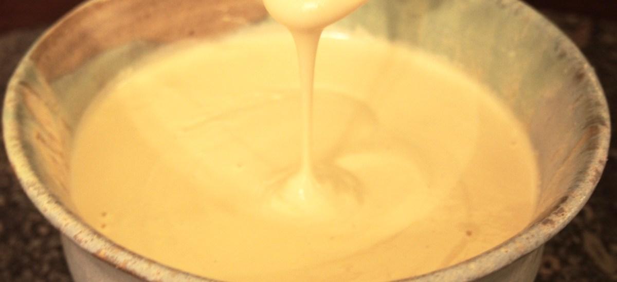 Vegan Cashew Alfredo Cream Sauce