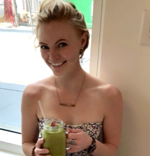 green juice matcha Miami wellness