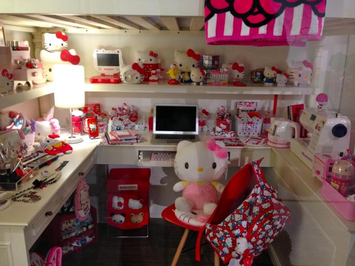 Hello Kitty Office
