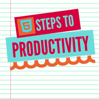 5 Steps to Productivity