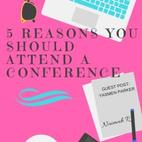 5 Reasons Why You Should Consider Attending A Conference