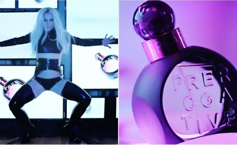 Britney Spears Is Releasing Her First Unisex Fragrance