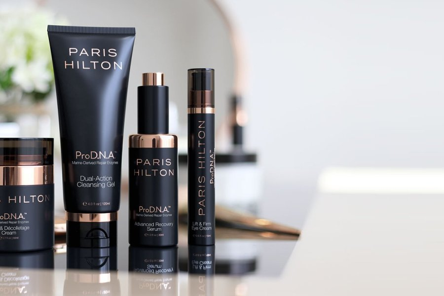 ProD.N.A. a New Skin-Care Collection Launched By Paris Hilton