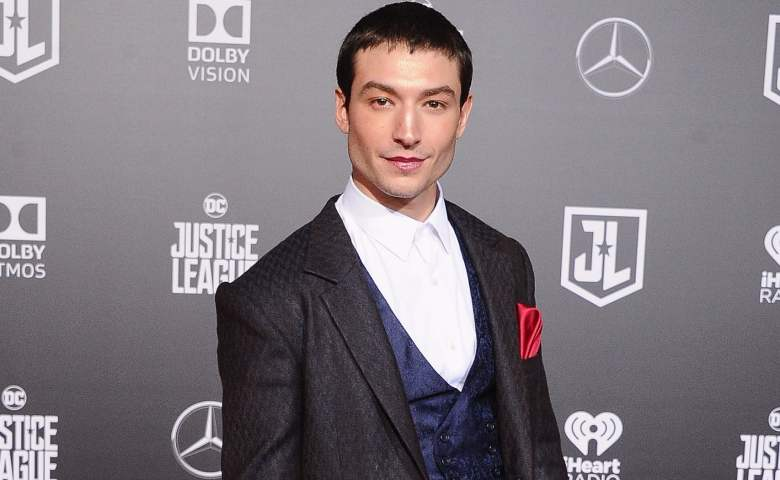 Ezra Miller Says LGBTQ+ People Are Just Better at Sex Than Straights