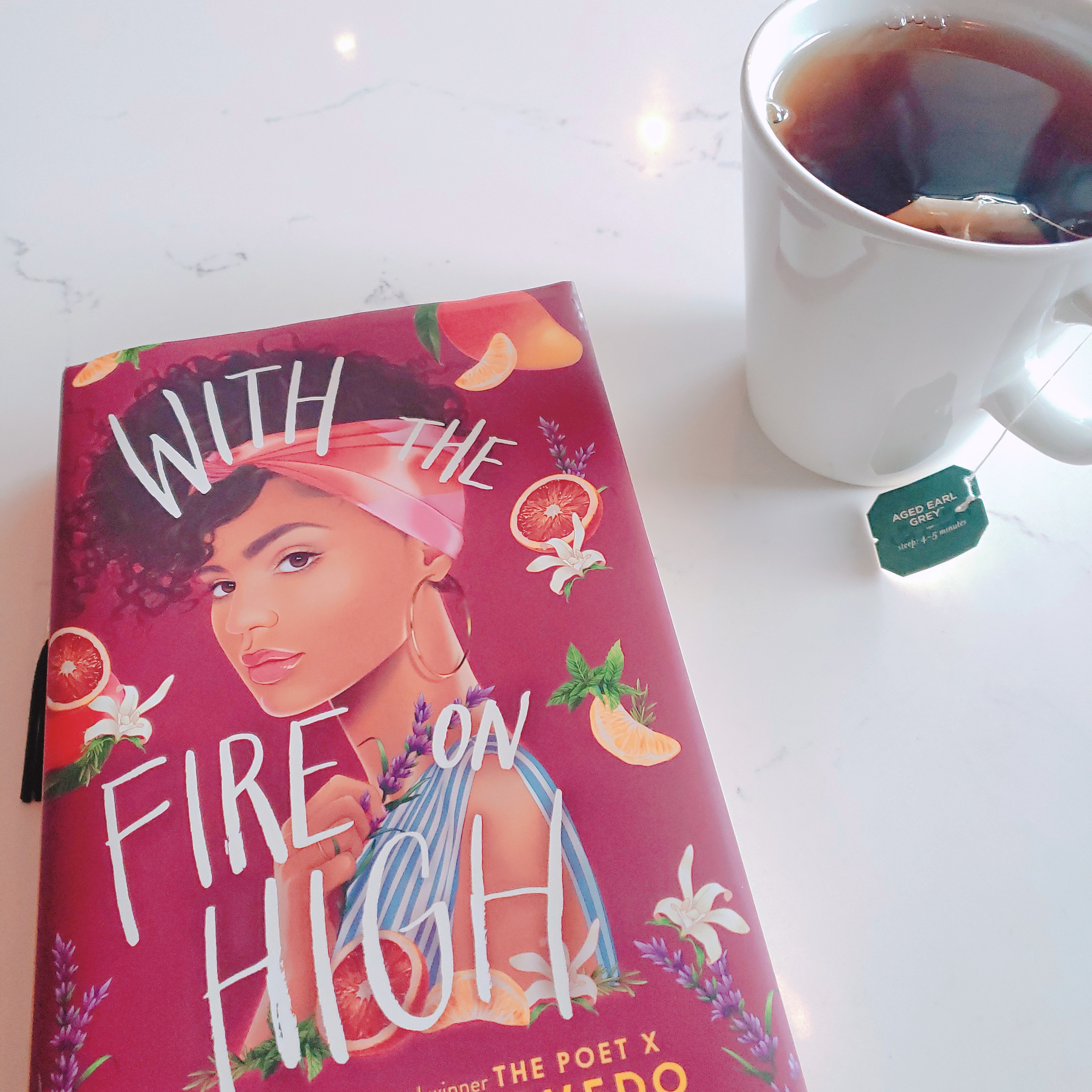 With the Fire on High Book Review
