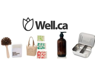 MEGA list of Zero Waste Products on WELL.CA
