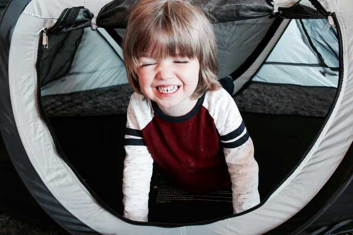 Kidco Peapod – Kids Travel Bed -Review