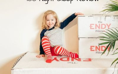6 Reasons I love ENDY- 100 Night Sleep review
